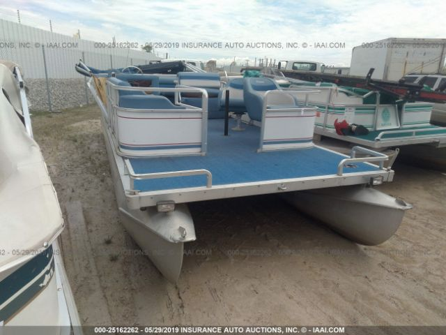 click here to view 1991 HARRIS MFG/FLOTE-BOTE SUNLINER 240 at IBIDSAFELY