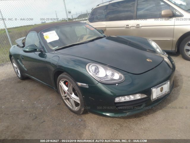 click here to view 2009 PORSCHE BOXSTER at IBIDSAFELY