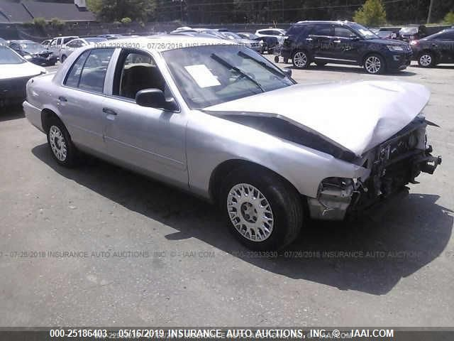 2005 FORD CROWN VICTORIA - Small image. Stock# 25186403