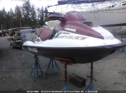 Salvage 1999 SEADOO GTX 230 LIMITED for sale