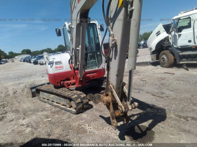 click here to view 2017 TAKEUCHI TB260 at IBIDSAFELY