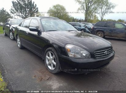 Salvage 2004 INFINITI Q45 for sale
