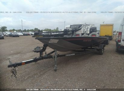 Salvage 2017 TRACKER OTHER for sale