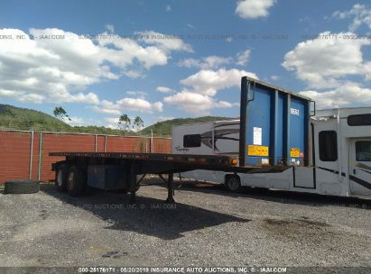 Salvage 2007 LUFKIN INDUSTRIES UTILITY for sale