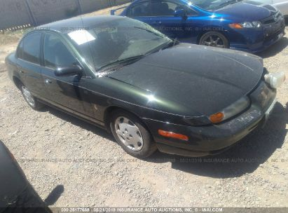 Salvage 2002 SATURN SL1 for sale