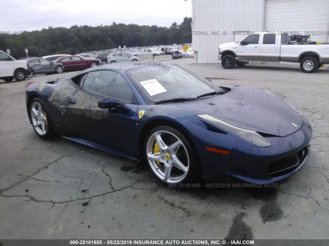 click here to view 2013 FERRARI 458 ITALIA at IBIDSAFELY