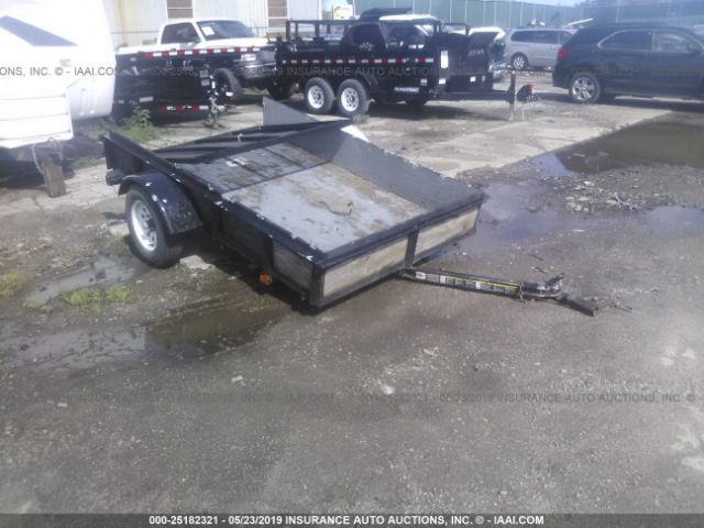 click here to view 2009 CARRY ON 5X8 UTILITY TRL at IBIDSAFELY