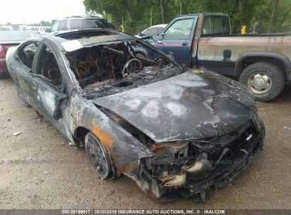 Salvage 2000 CHRYSLER 300M for sale