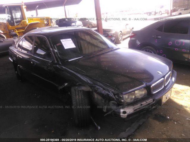 Salvage Title 1999 Bmw 740 44l For Sale In Phoenix Az 25190369 Sca