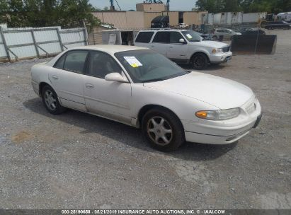 Salvage 2002 BUICK REGAL for sale