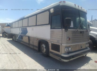 Salvage 1998 MOTOR COACH INDUSTRIES TRANSIT BUS for sale
