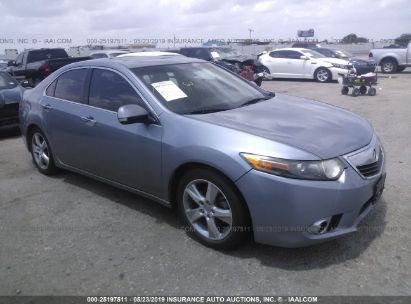 Salvage 2011 ACURA TSX for sale