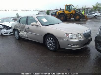Salvage 2009 BUICK ALLURE for sale