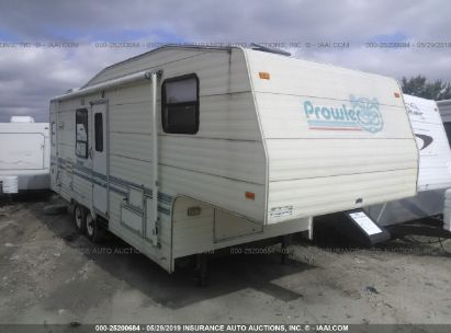 Salvage 1994 FLEETWOOD PROWLER for sale