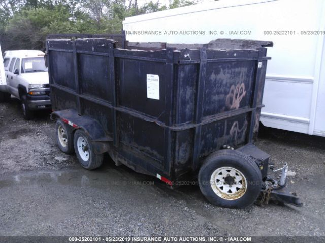 click here to view 1997 12X8 DUMP TRAILER at IBIDSAFELY