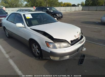 Salvage 1997 LEXUS ES for sale