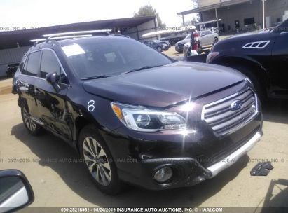 Salvage 2017 SUBARU OUTBACK for sale