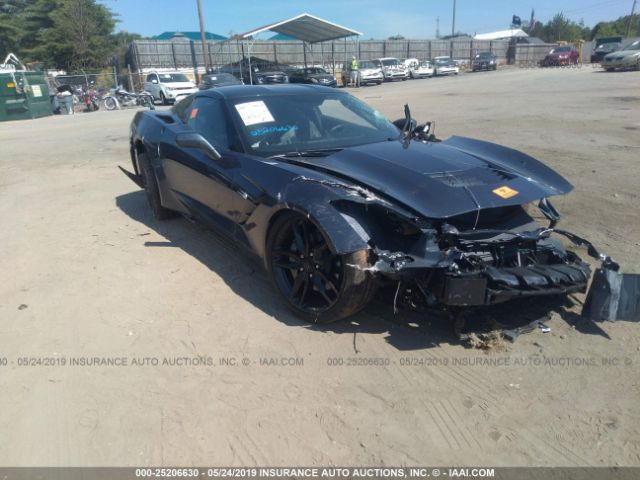 Salvage, Repairable and Clean Title Chevrolet Corvette Vehicles for