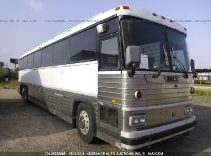 Salvage 1996 MOTOR COACH INDUSTRIES TRANSIT BUS for sale