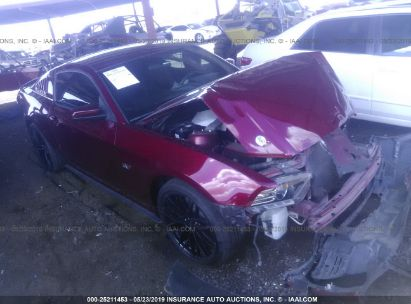 Salvage 2014 FORD MUSTANG for sale