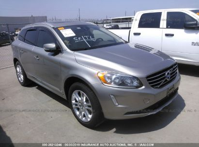 Salvage 2015 VOLVO XC60 for sale