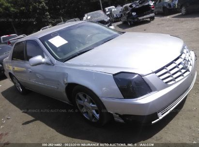 Salvage 2006 CADILLAC DTS for sale
