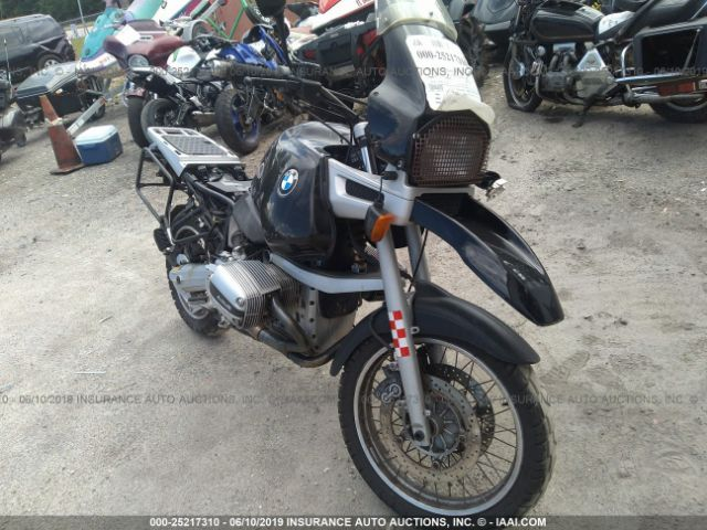 1996 BMW R1100 - Small image. Stock# 25217310