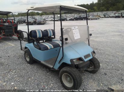 Salvage 2010 EZGO GOLF CART for sale