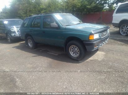 Salvage 1994 ISUZU RODEO for sale