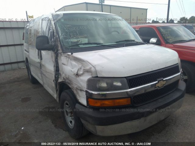 2014 CHEVROLET EXPRESS G3500 - Small image. Stock# 25221133