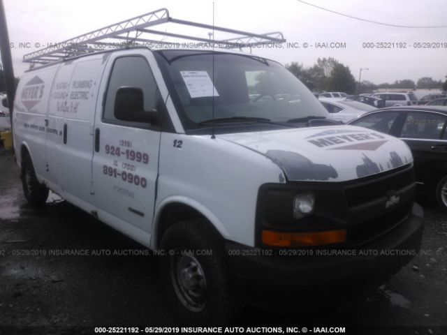 2006 CHEVROLET EXPRESS G2500 - Small image. Stock# 25221192
