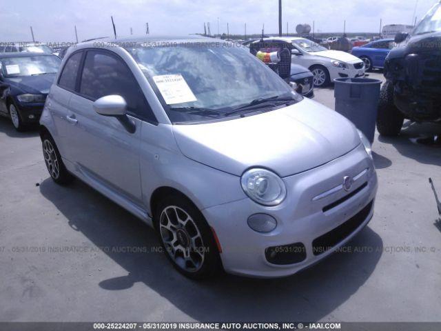 2013 FIAT 500 - Small image. Stock# 25224207