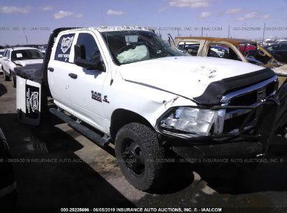 Salvage 2015 DODGE RAM 3500 for sale