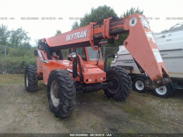 click here to view 2008 SKY TRAK JLG 8042 at IBIDSAFELY