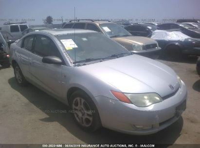Salvage 2004 SATURN ION for sale