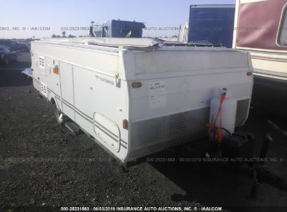 Salvage 2007 FLEETWOOD ARCADIA for sale
