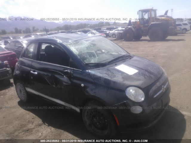 2015 FIAT 500 - Small image. Stock# 25235053
