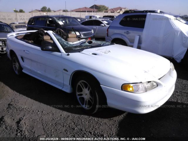 1997 FORD MUSTANG - Small image. Stock# 25235229