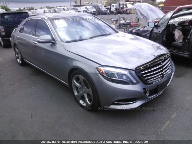 2014 MERCEDES-BENZ S - Small image. Stock# 25235879