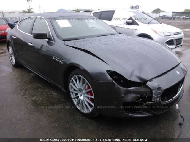 click here to view 2015 MASERATI QUATTROPORTE at IBIDSAFELY