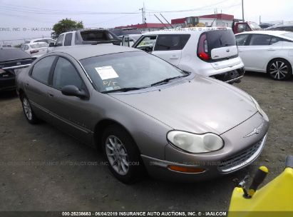 Salvage 1999 CHRYSLER CONCORDE for sale