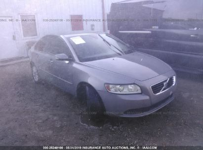 Salvage 2004 VOLVO S40 for sale