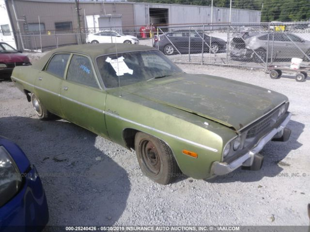 click here to view 1973 PLYMOUTH SATELLITE at IBIDSAFELY