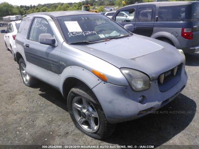 click here to view 2001 ISUZU VEHICROSS at IBIDSAFELY