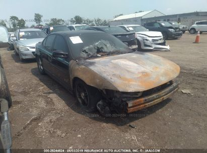Salvage 1999 PONTIAC GRAND PRIX for sale