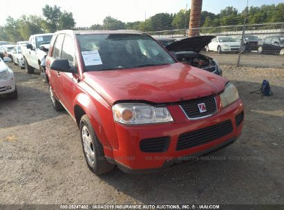 Salvage 2006 SATURN VUE for sale