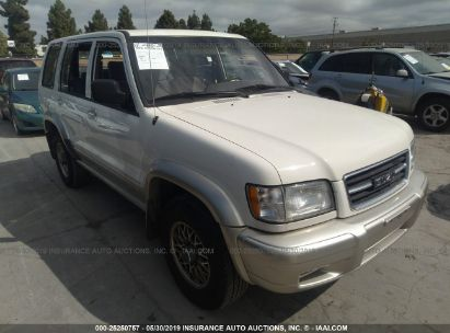 Salvage 1999 ISUZU TROOPER for sale