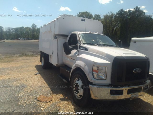2017 FORD F750 - Small image. Stock# 25252589