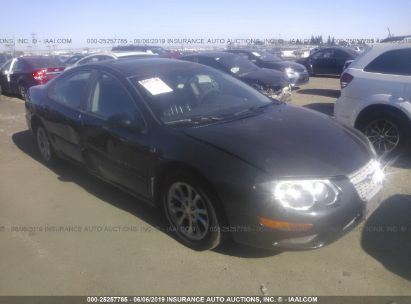 Salvage 1999 CHRYSLER 300M for sale