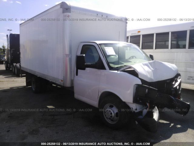 2014 CHEVROLET EXPRESS G3500 - Small image. Stock# 25258132